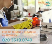 End of tenancy cleaning services Bromley